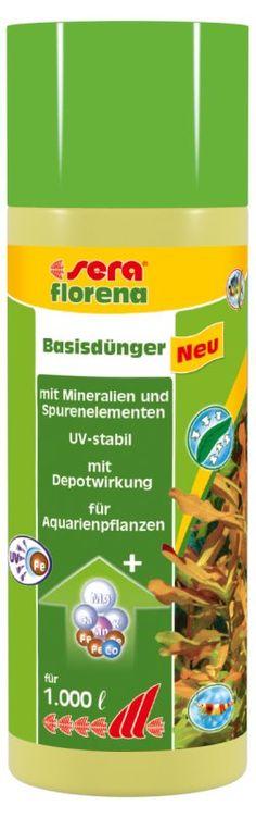 sera GmbH - sera Produktwelt - sera florena