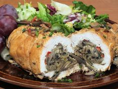 Cheesesteak, Poultry, Baked Potato, Food And Drink, Potatoes, Meat, Baking, Ethnic Recipes, Products
