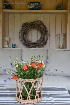 letzter Sommergruß vom Feldrand #Fridayflowerday ~ Allegrias Landhaus