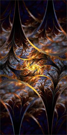 FRACTAL ART....PARTAGE OF SUNRAE LOVE.....