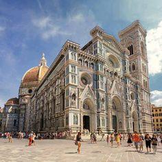 Florence, Italy— 与 Nicholas Péti