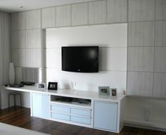 Home Office, Home, Flat Screen