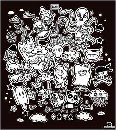 doodle by LucasSandes.deviantart.com on @deviantART