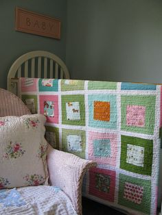 Jane's Quilt by lollyquiltz, via Flickr