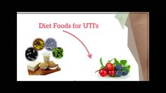 Urinary Tract Infection (UTI) Treatment With Diet