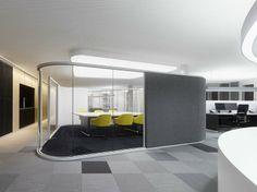 Drees & Sommer Headquarters. Location: Stoccarda, Germania; arhitect: Ippolito Fleitz Group Identity; year: 2013