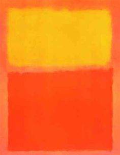Rothko was a trained Jewish rabbi whose meditative paintings ran counterculture to the consumerism of the 1950s.