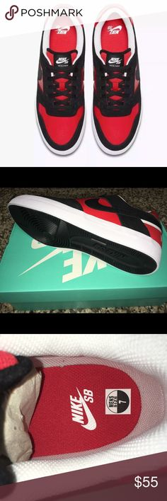 Nike SB Delta Force Vulc Flexible yet durable, the Nike SB Delta Force Vulc Men's Skateboarding Shoe brings exceptional boardfeel and breathable details so you can skate all day, any day. Nike Shoes Sneakers