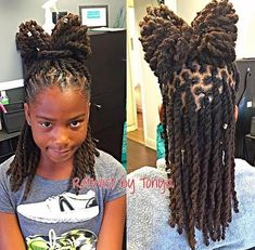 Dreads Hairstyle for Kids . Inspirational Dreads Hairstyle for Kids . Short Dreadlocks for Men Dreadlock Styles, Dreads Styles, Braids For Kids, Girls Braids, Dreadlock Hairstyles, Braided Hairstyles, Hairdos, Ombre Hair, Beautiful Dreadlocks