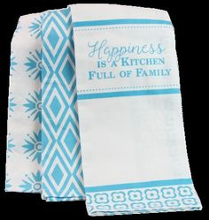 Kitchen Towel Set | 15 Meaningful Gifts from Deseret Book Perfect for Mother's Day by LDS Living