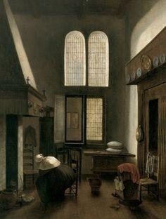Interior Jacobus Vrel
