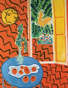 1000 images about matisse on pinterest henri matisse for Interieur rouge matisse