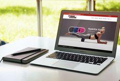 Fitness Atölyesi firması için hazırlanan websitesi tasarımı ve yazılımı #wordpress #php #html #css #mysql #webdesign #webtasarım #development #website #portfolio