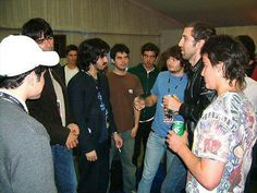 guy-man and thomas bangalter