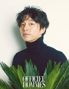 With his film Suspect to promote, we are the lucky, hot and bothered recipients of plenty of Gong Yoo delectableness! Here he is for the January edition of L'Officiel Hommes.   &n…