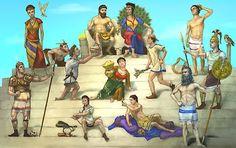 Mrs. Neneman's Greek Mythology Unit