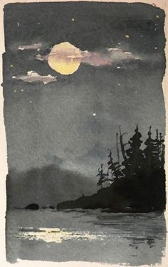 Moonlight by William L. Spencer