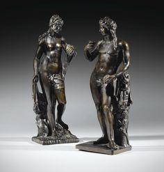 France XVIIIe siècle, d'après Louis Garnier (1638-1728) et Michel Anguier (1612-1686), Bacchus et Amphitrite jjpg (1907×2000)