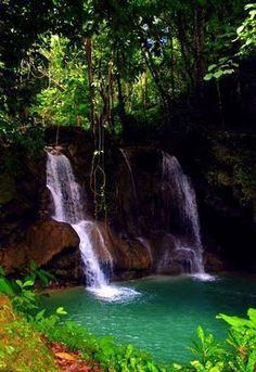 Magaso Fall in Antequera, Bohol Best Tourist Destinations, Tourist Spots, Places To Travel, Bohol Philippines, Philippines Travel, Great Places, Places To See, Beautiful Places, Manila