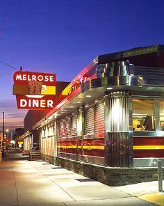 Melrose Diner, Philadelphia Many great memories through the years. Sadly they got bought out a few years back and are not the same quality...