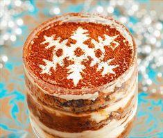 Weihnachtsessen bei for me: Das Lebkuchen-Tiramisu ist der perfekte süße Abschluss zu Ihrem Festtagsessen! Zum Rezept.