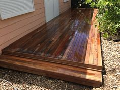 Northernbox decking
