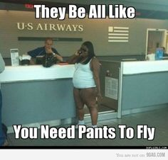 Pants to fly