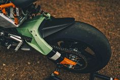 Oishi Yoshio: Ronin's stunning Pikes Peak racer | Bike EXIF