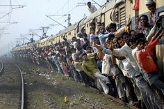 Patna, India | 20 Of The Most Overcrowded, Anxiety-Inducing Places In The World
