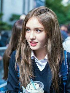 West x asian perfect combination Korean Beauty, Asian Beauty, Kim Na Hee, Korean Girl, Asian Girl, Kim Chungha, Jeon Somi, Celebs, Celebrities