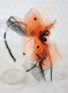 witch fascinator | pizzazzerie, handmade mood