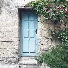 Provence blue  Ну а мы сегодня ждем гостей из Ниццы!! by ingwervanille