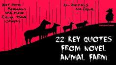 50 Best Animal Farm Images Animal Farm George Orwell Farm Animals