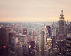 New York Skyline by EyePoetryPhotography