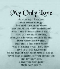 89 Best Poems For Hubby Images Love Thinking About You Te Quiero