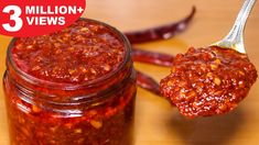 Chili Sauce Recipe, Hot Sauce Recipes, Chef Recipes, Vegetarian Recipes, Cooking Recipes, Lebanese Hot Sauce Recipe, Chinese Hot Sauce Recipe, Maggi Recipes, Cooking Videos
