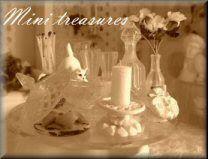Mini treasures blog by Johanna
