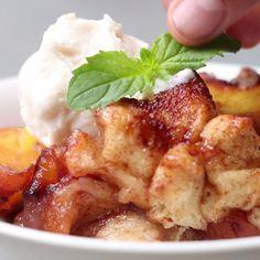 Peach Cobbler Bake