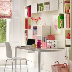 Çalışma Odası Dekorasyonu | Hayatımın Renkleri