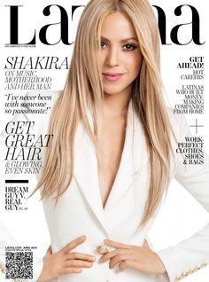 Shakira Latina Magazine April 2014 Cover Pics, Interview Quotes