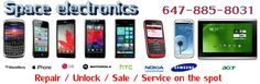 Cell Phone Repair Toronto is a best place to repair cell phones like apple products, blackberry products, samsung products and many other smart phones. We gives full warranty on the work done.