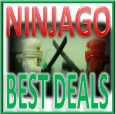 Updated: 8OCT2012: Want to know which store has the best prices on Ninjago Products right now? Want to find out the best deals for Ninjago items...