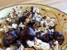 Can't wait to try this. It is a good copy cat recipe for the Boy Scout popcorn!