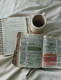 Bibel Journal, Bible Study Journal, Bible Notes, Study Inspiration, Bible Art, Study Notes, Study Motivation, Bible Verses Quotes, Christian Life