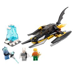76000 - Artic Batman contre Mr Freeze : Aquaman sous la glace Lego : King Jouet, Lego, planchettes & autres Lego - Jeux de construction