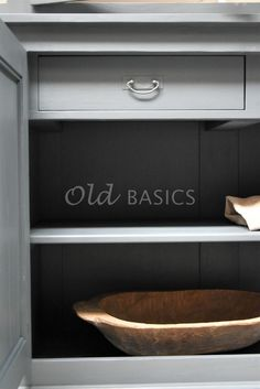 Schoolkast   1-1705-020   Old BASICS