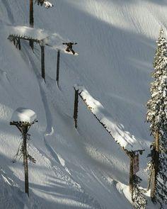 Taking risks #snowboard #snowboarding