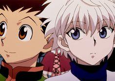 Gon and Killua