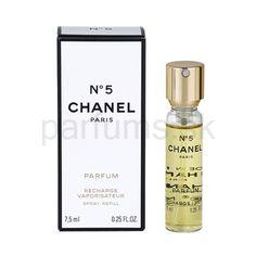 Chanel No.5 parfém pre ženy  náplň s rozprašovačom