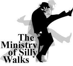 ministry of silly walks - Google zoeken